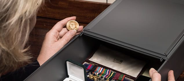 St James' Safe Deposit Box Valuables