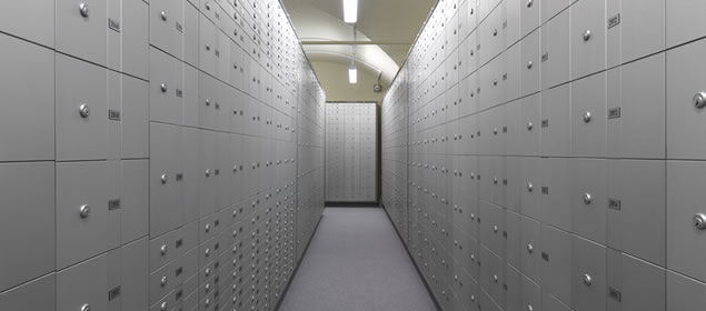 St James' Safe Deposit Vaults Leeds