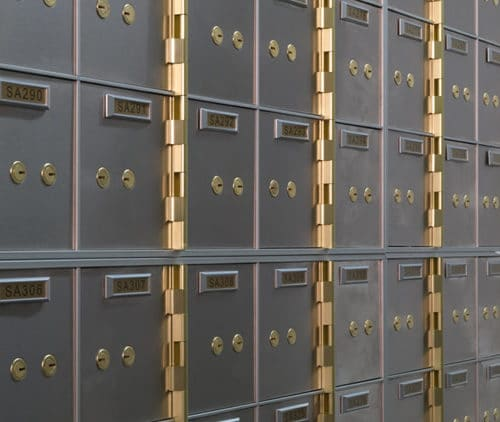 St James' Safe Deposit Boxes Manchester