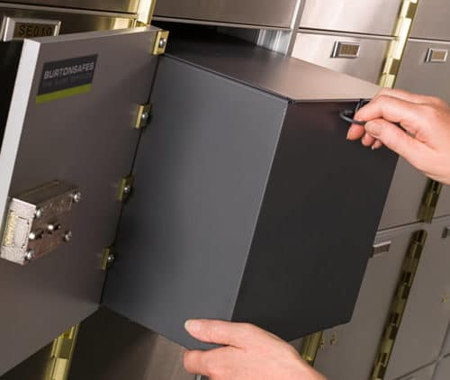 St James' Safe Deposit