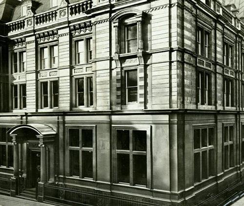 Park Row Leeds 1900