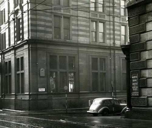 Park Row Leeds 1930