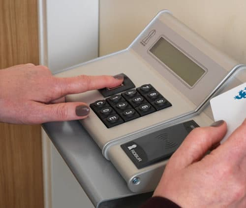 St James' Safe Deposit Access Procedure